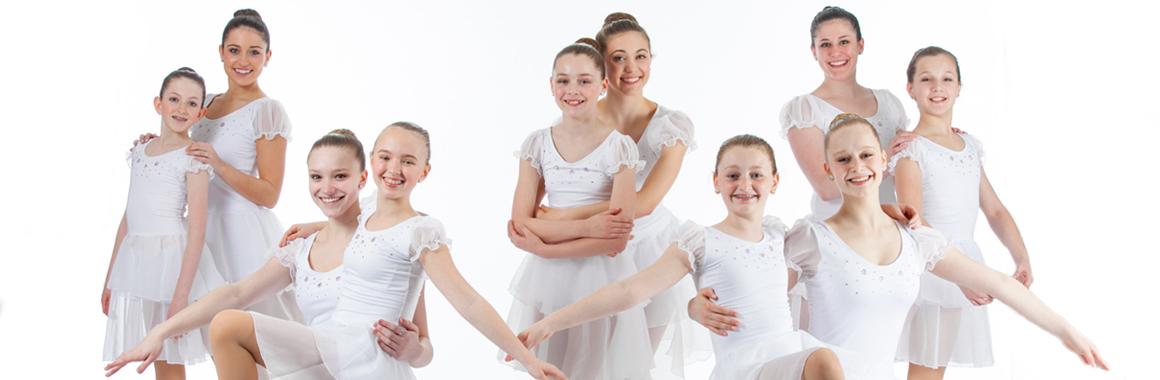 Charlotte Klein dancers